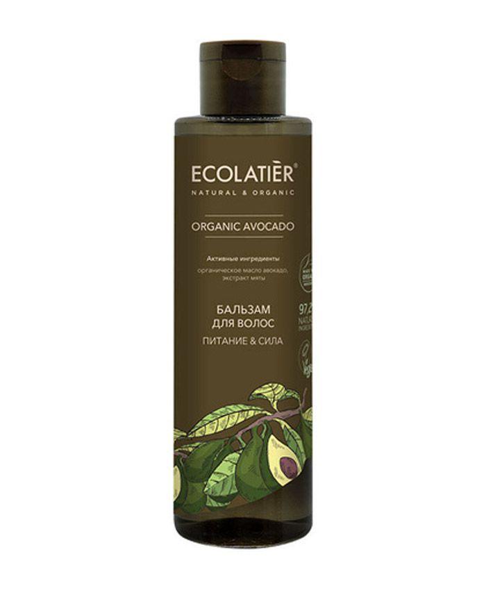 """Ecolatier Бальзам для Волос """"Питание и Сила"""""""