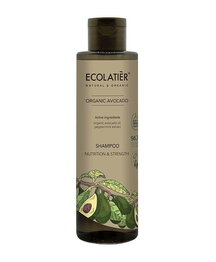 """Ecolatier Шампунь для волос """"Питание и сила"""""""