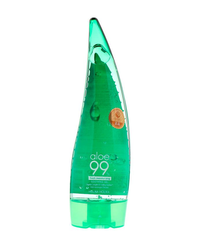 Holika Holika Aloe Soku ilə Sakitləşdirici Gel 250 ml.