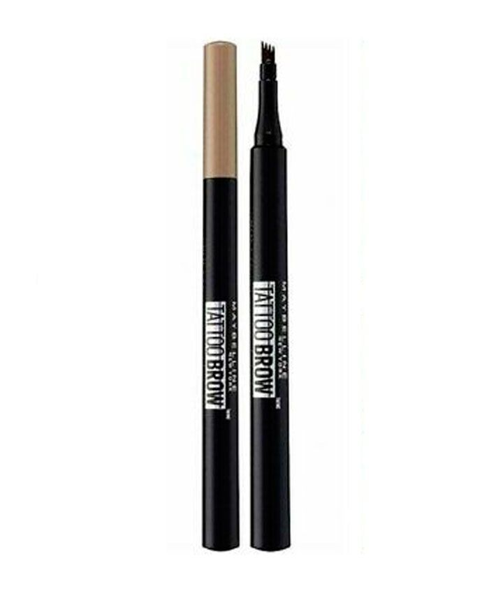 Maybelline Tattoo Brow Маркер для Бровей 100 Blonde