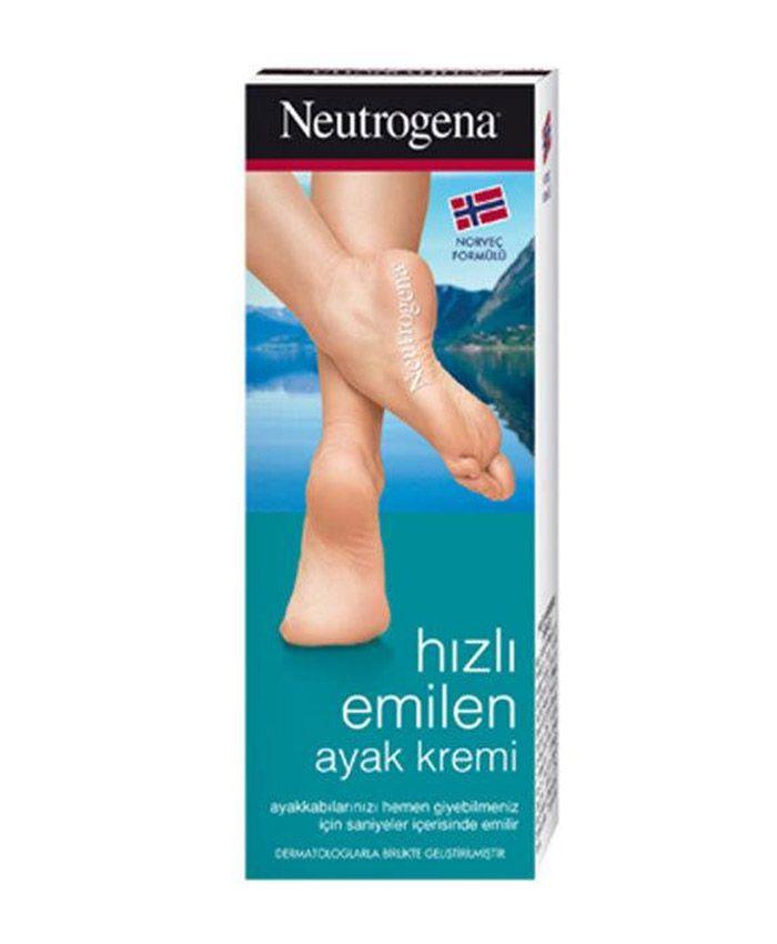 Neutrogena Крем для Ног Быстровпитывающийся