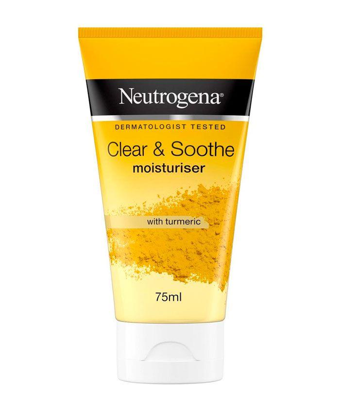 Neutrogena Soothing Clear Увлажняющий Крем для Лица
