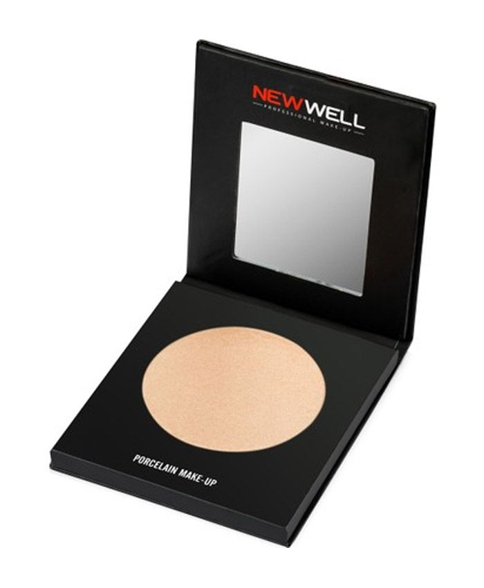 New Well Porcelain Make Up Хайлайтер для Лица NW11