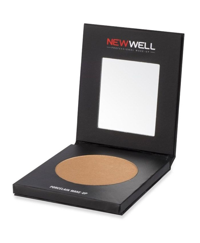 New Well Porcelain Make Up Üz üçün Xaylayter NW12