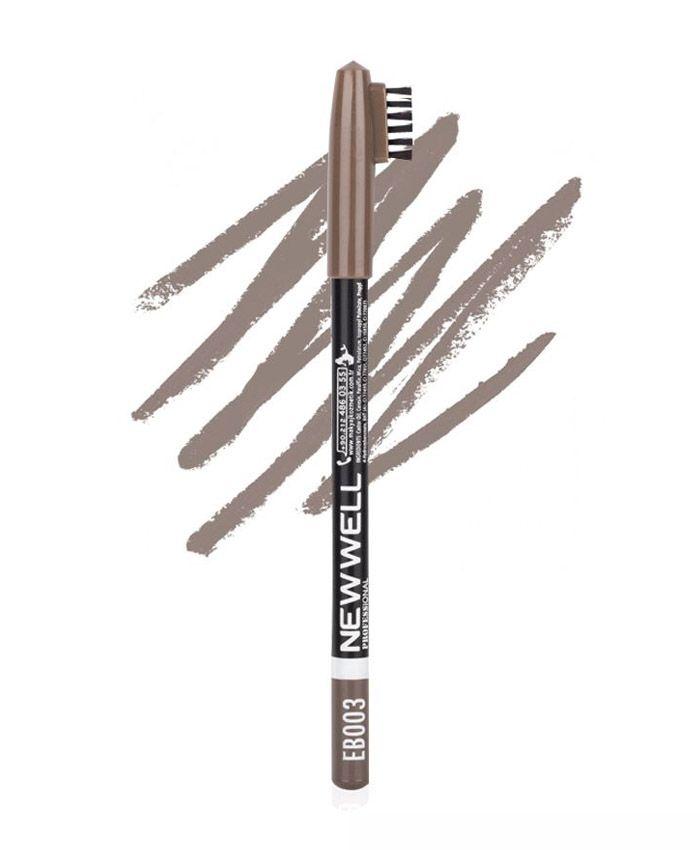 New Well карандаш для бровей 003