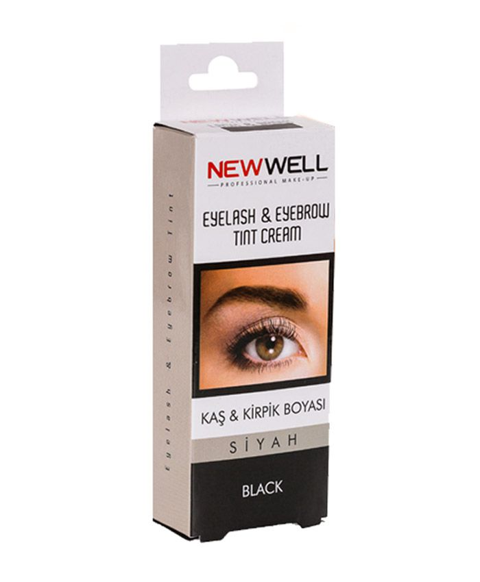 New Well Qaş Tatusu Light Black