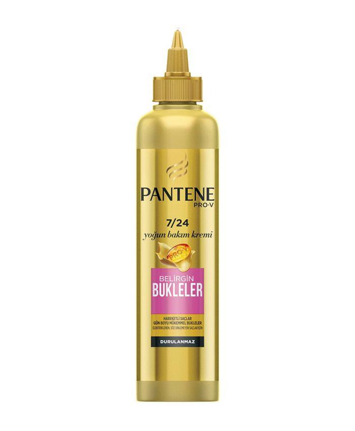Pantene Крем для кудрявых волос