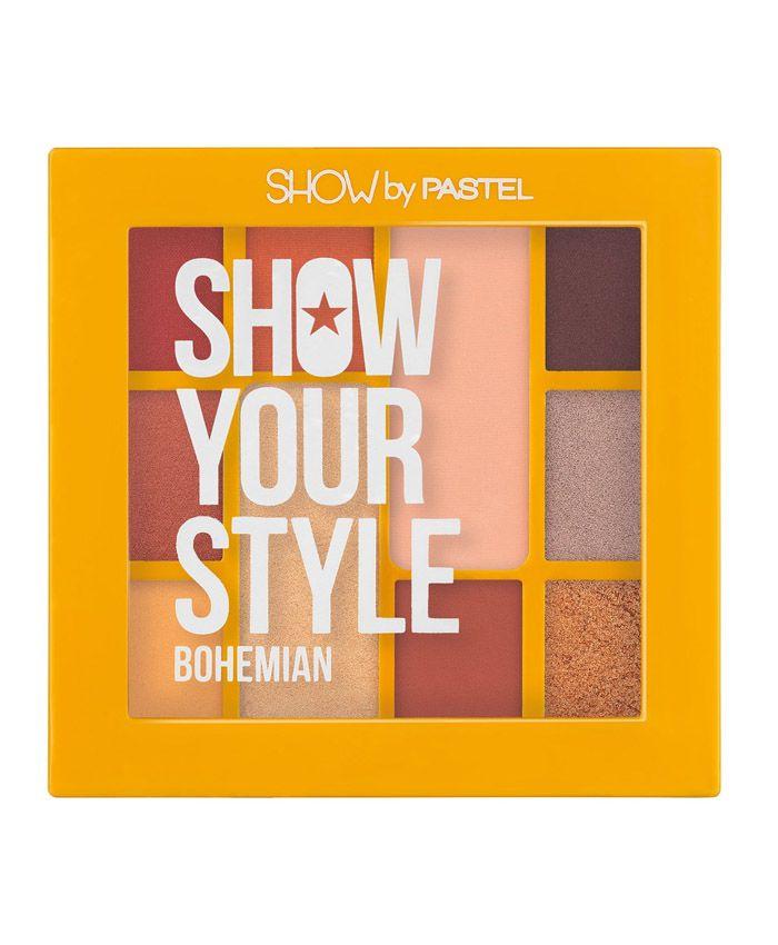 Pastel Show Your Style Палетка Теней Bohemian