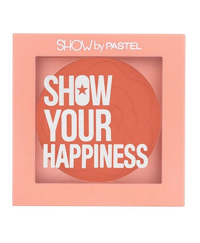 Pastel Show Your Happiness Üz üçün Ənlik 205