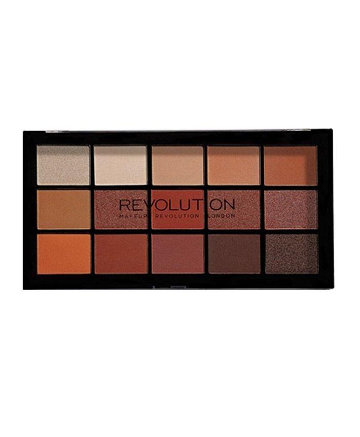Makeup Revolution Re-Loaded Göz Kölgəsi Paleti Iconic Fever