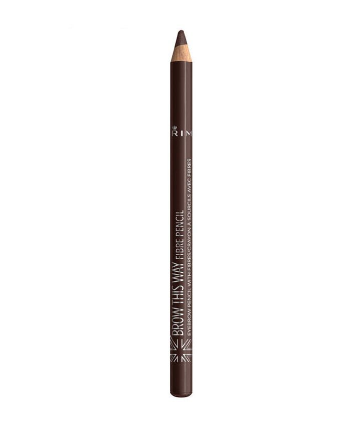 Rimmel Brow This Way Qaş Qələmi Dark Brown