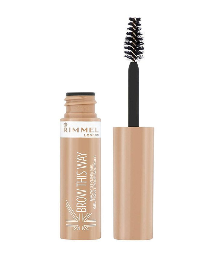 Rimmel Brow This Way Гель для Бровей Blonde