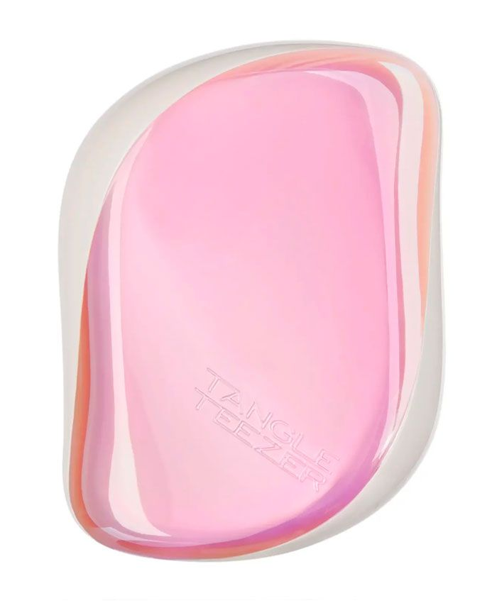 Tangle Teezer Compact Styler Smooth and Shine Расческа для Волос Holographic Hero