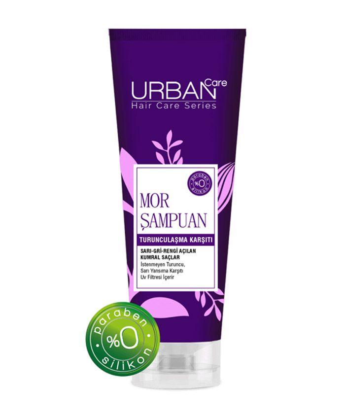 Urban Care Sarılığın Neytrallaşdırılması üçün Şampun
