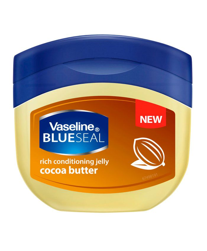 Vaseline Blue Seal Cocoa Butter Вазелин с Какао