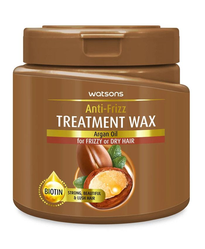 Watsons Treatment Wax маска для волос с маслом арганы