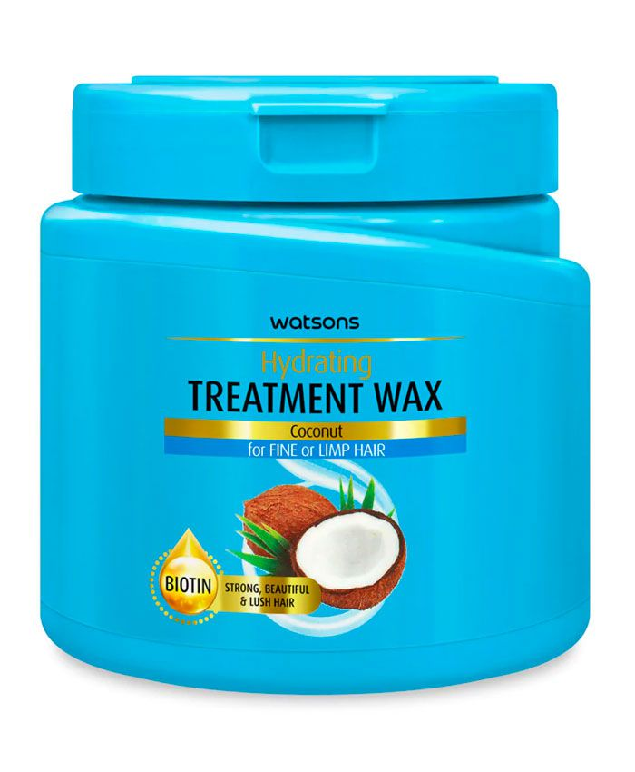Watsons Treatment Wax Маска для Волос с Маслом Кокоса