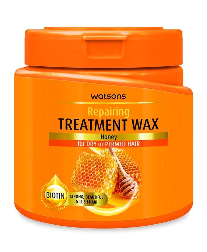 Watsons Treatment Wax Маска для Волос с Экстрактом Меда