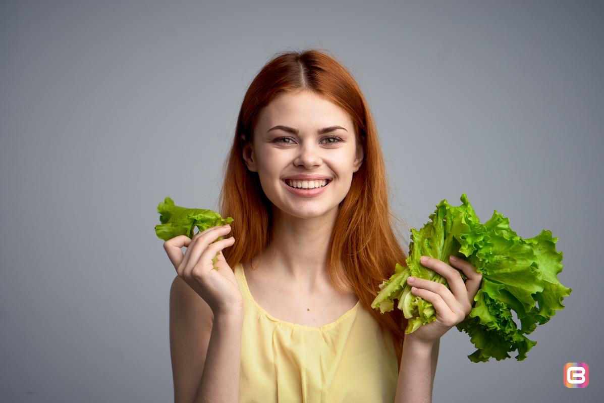 Ешьте зелень