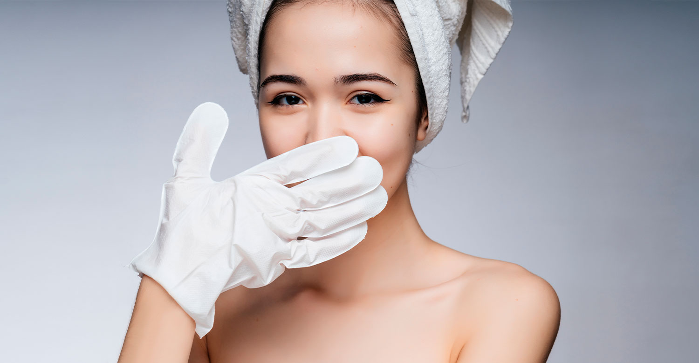 Увлажняющие перчатки для рук