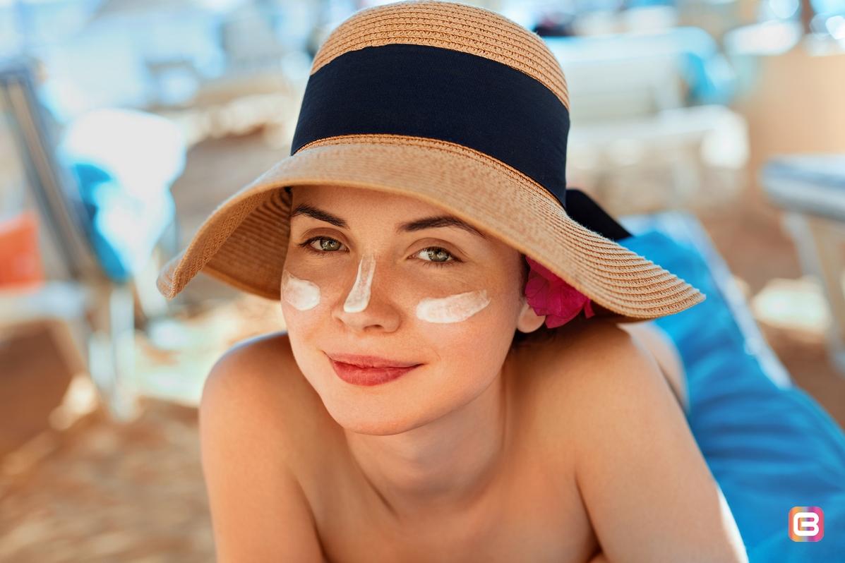 Солнцезащитный крем (SPF)