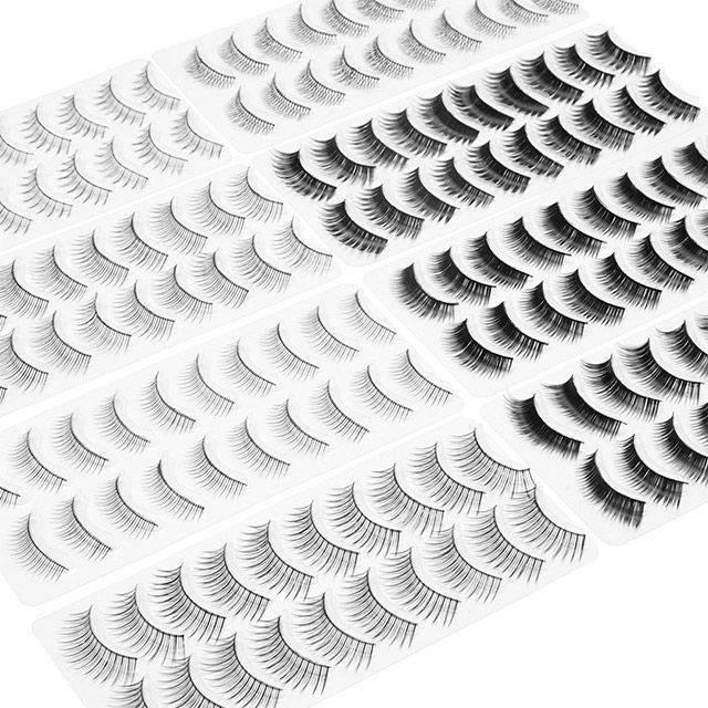 Mink 3D Hair Накладные Ресницы