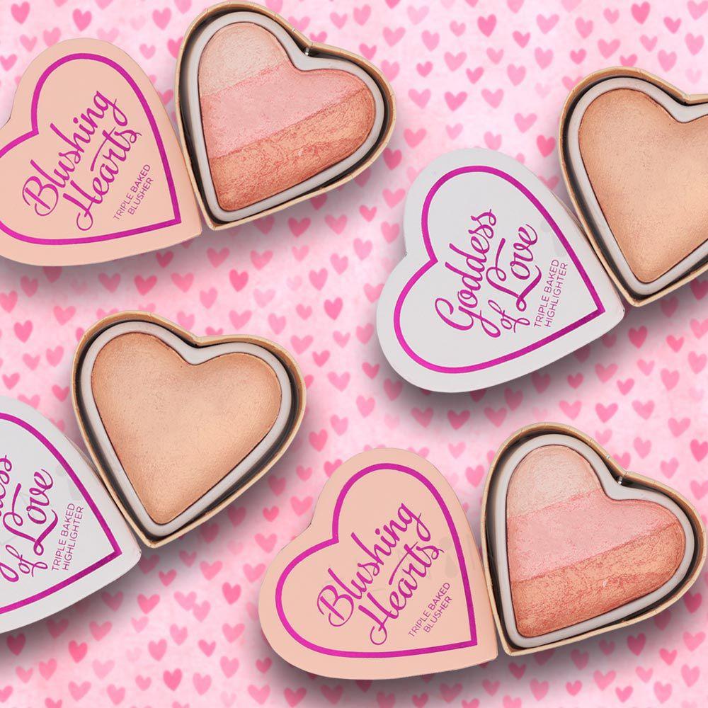 Makeup Revolution I Love Blushing Heart